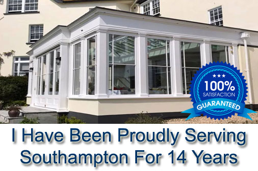 conservatory cleaning Southampton